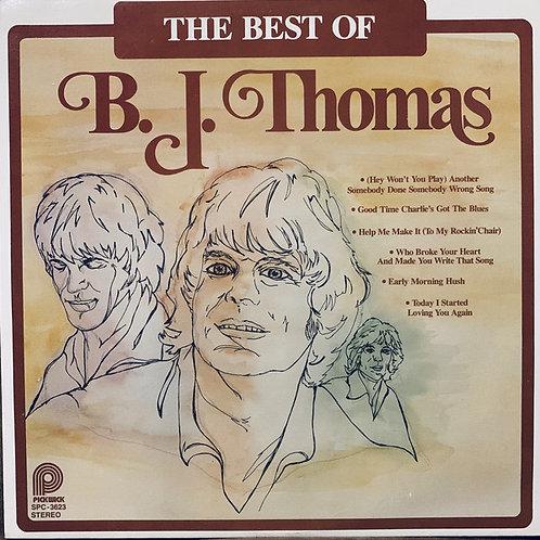 B.J. Thomas – The Best Of B.J. Thomas
