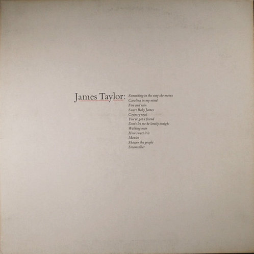 James Taylor  - James Taylor's Greatest Hits