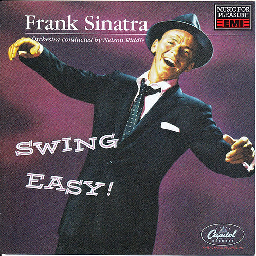 Frank Sinatra – Swing Easy!