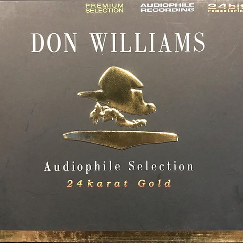 Don Williams Audiophile Selection(24K )