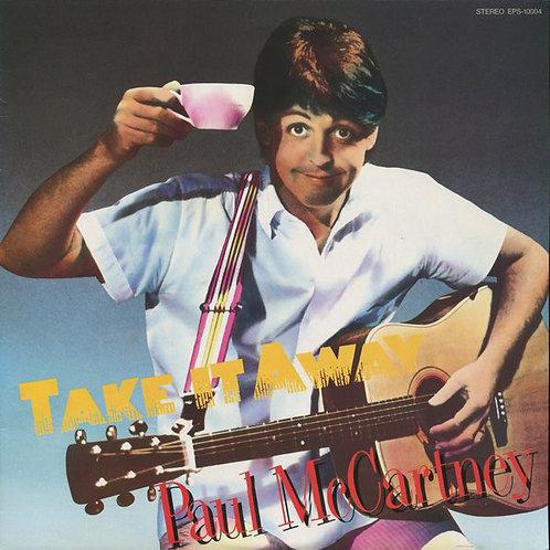 Paul McCartney – Take It Away(Clear Yellow/45RPM)
