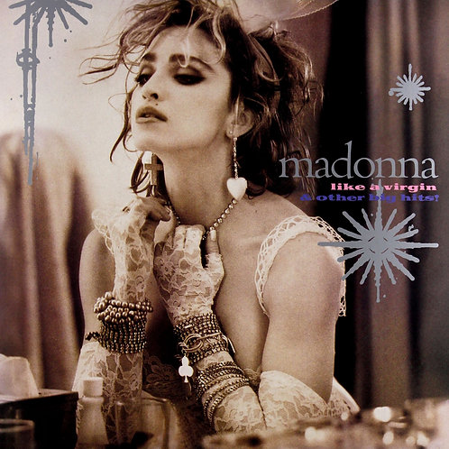 Madonna ‎– Like A Virgin & Other Big Hits!