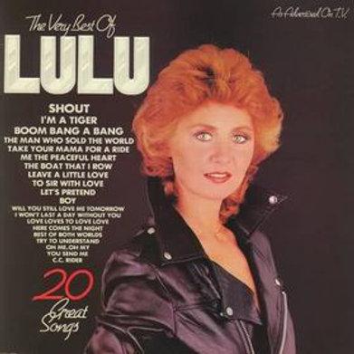 Lulu – The Very Best Of Lulu