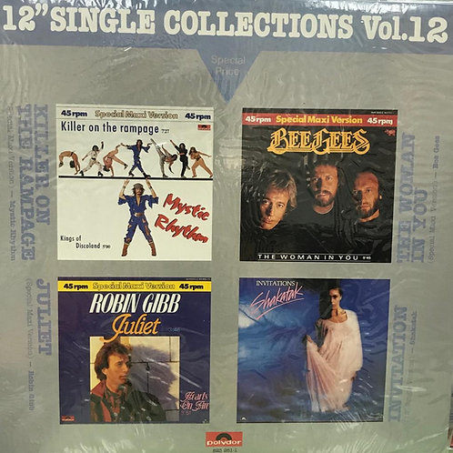 """Various – 12"""" Single Collections Vol.12"""