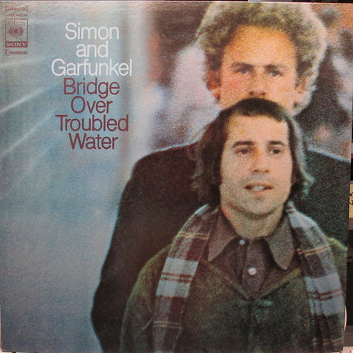 Simon And Garfunkel ‎– Bridge Over Troubled Water