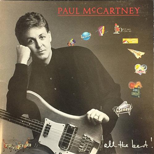 Paul McCartney – All The Best!(2LP)