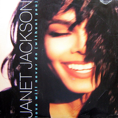 Janet Jackson – Love Will Never Do (Without You)