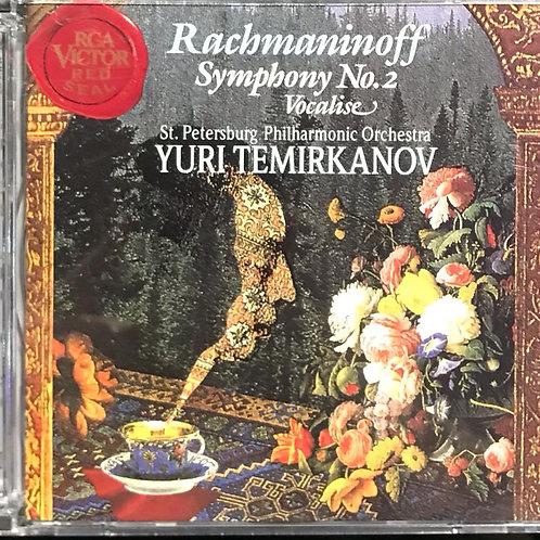 Rachmaninoff – Symphony No. 2, Vocalise (SACD)
