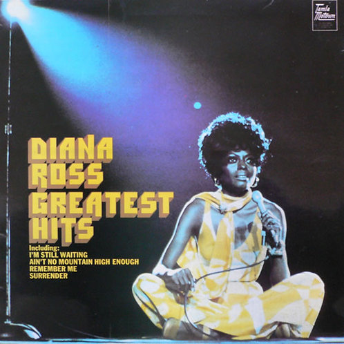 Diana Ross ‎– Greatest Hits