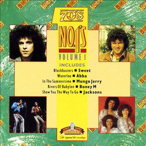 Various – 70's Number Ones - Pop - Volume 1