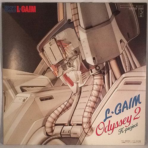 若草恵 – Heavy Metal L-Gaim Odyssey 2