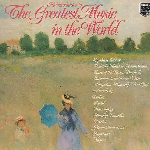 An Introduction To The Greatest Music In The World(2XLP)