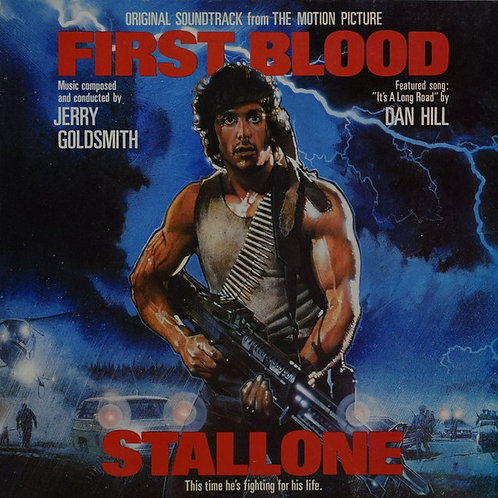 Jerry Goldsmith – First Blood (Original Soundtrack From The Motion Picture)