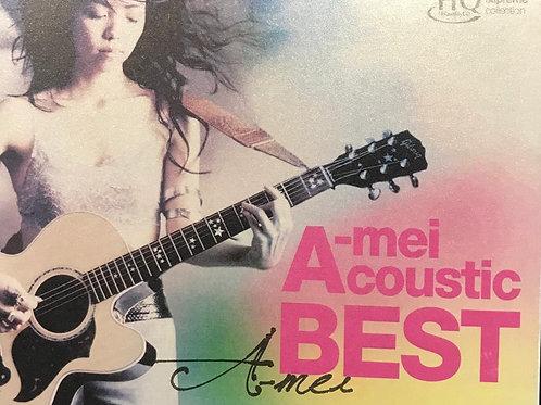 張惠妹 - Acoustic Best (HQCD)