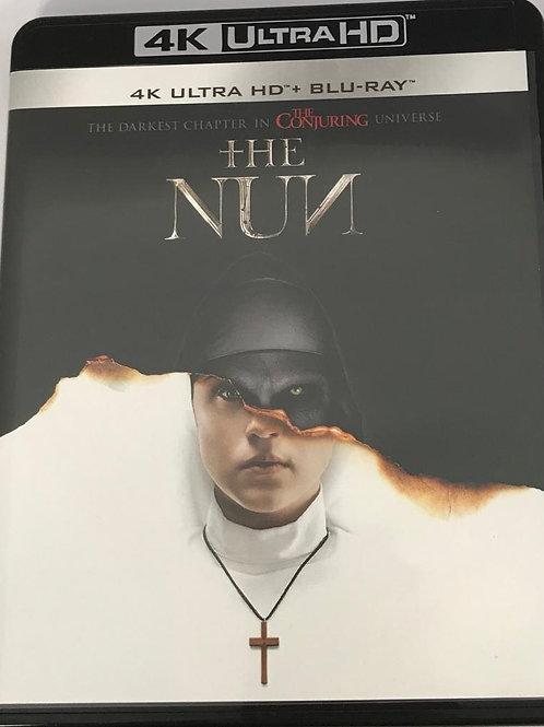 The Nun 詭修女 4K UHD + Blu-Ray (2018) (Hong Kong Version)