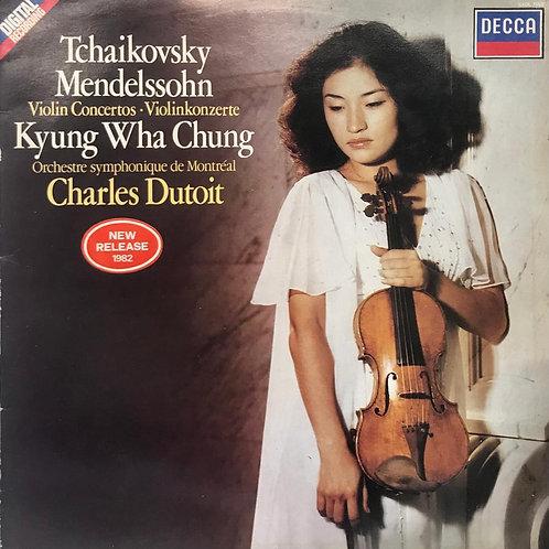 Kyung Wha Chung – Violin Concertos
