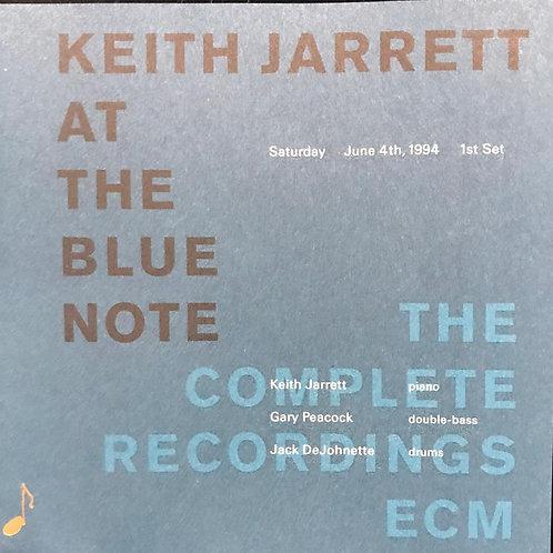 Keith Jarrett – Keith Jarrett At The Blue Note - Saturday, June 4th 1994, 1st S