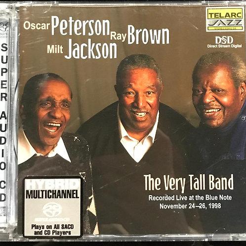 Oscar Peterson, Ray Brown, Milt Jackson – The Very Tall Band (SACD)