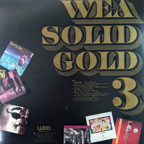 Various ‎– WEA Solid Gold 3