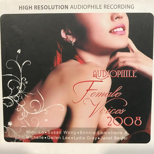 Audiophile Female Voices 2008