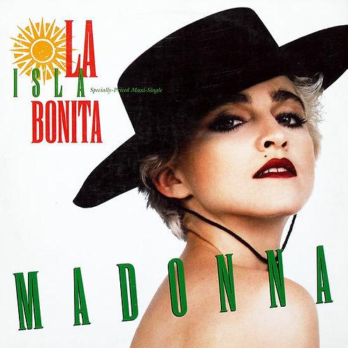 Madonna – La Isla Bonita  45RPM