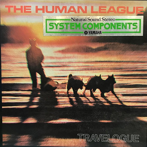The Human League ‎– Travelogue