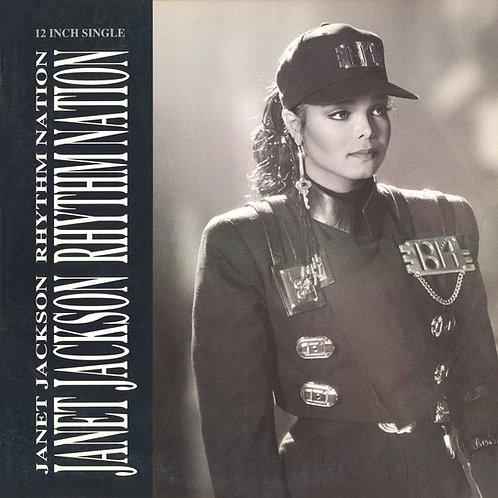 Janet Jackson – Rhythm Nation