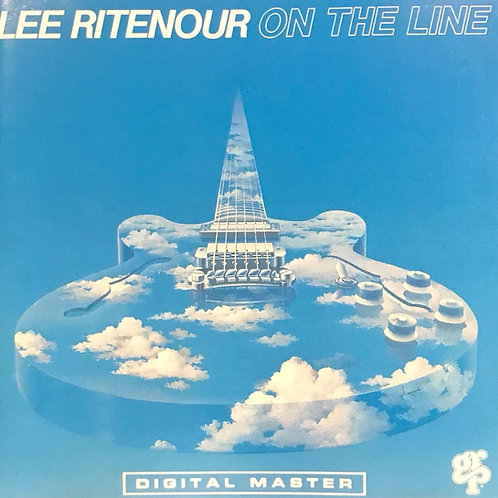 Lee Ritenour ‎– On The Line