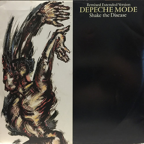 Depeche Mode – Shake The Disease (Remixed Extended Version)