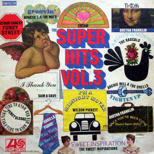 Various – The Super Hits, Vol. 3