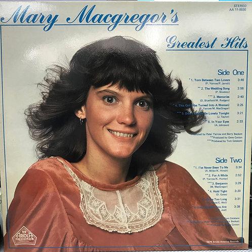 Mary Macgregor – Mary Macgregor's Greatest Hits