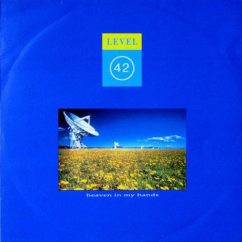 Level 42 – Heaven In My Hands(45RPM)
