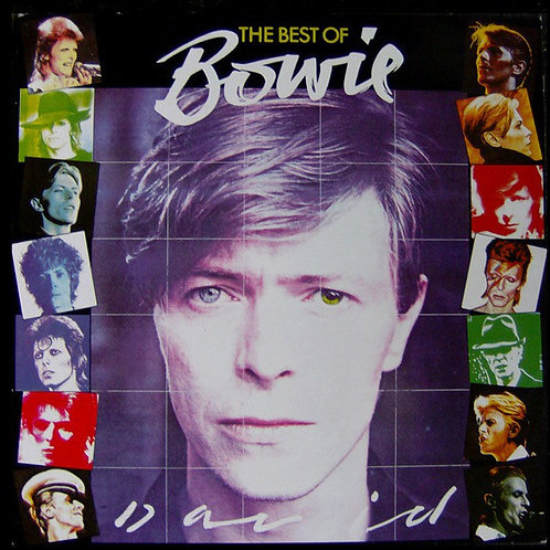 David Bowie ‎– The Best Of Bowie