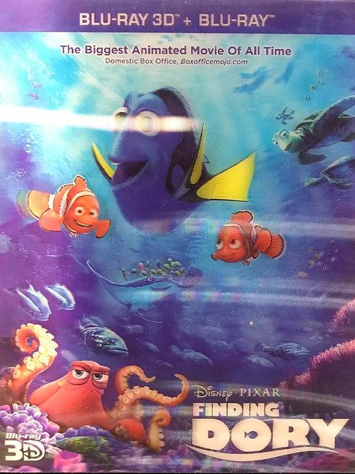 Finding Dory 2D + 3D Blu-Ray海底奇兵2
