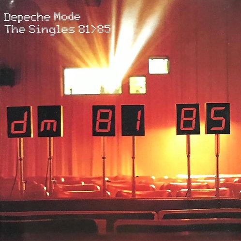 Depeche Mode – The Singles 81>85