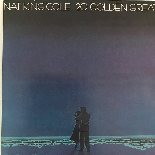 Nat King Cole – 20 Golden Greats