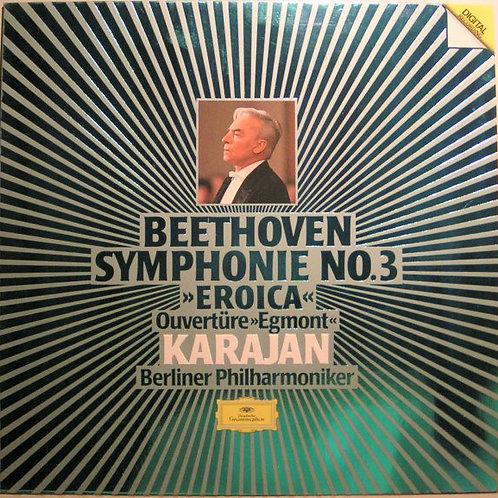 """Beethoven  Symphonie No. 3 """"Eroica"""" / Ouvertüre """"Egmont"""""""
