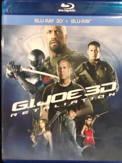 G.I. Joe: Retaliation 2D + 3D Blu-Ray
