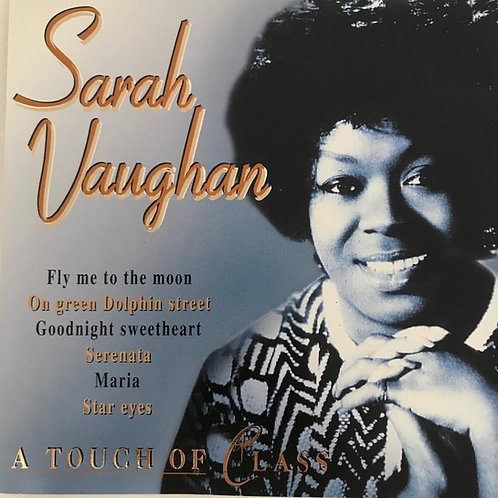 Sarah Vaughan - touch of class