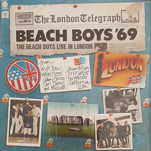 The Beach Boys – Beach Boys '69 (The Beach Boys Live In London)