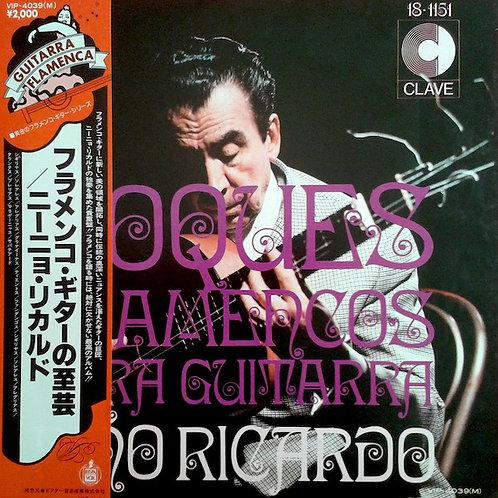 Niño Ricardo – Toques Flamencos De Guitarra