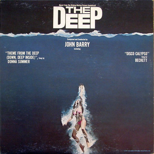 John Barry ‎– The Deep (Music From The Original Motion Picture Soundtrack)