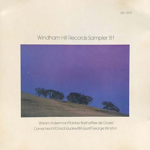 Various – Windham Hill Records Sampler '81