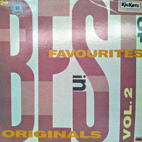 Various – Best Of Favourites In Originals Vol.2