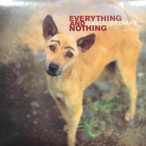 David Sylvian ‎– Everything And Nothing(2CD)