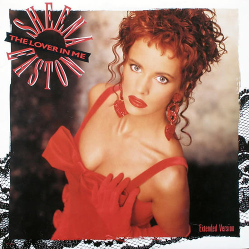 Sheena Easton – The Lover In Me(MINT)