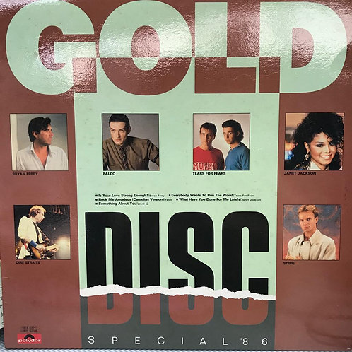 Gold Disc Special '86