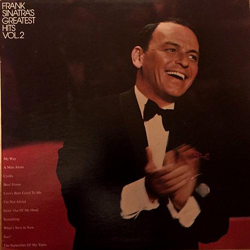 Frank Sinatra – Frank Sinatra's Greatest Hits Vol. 2(MINT)