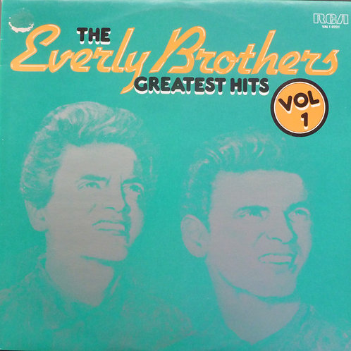 Everly Brothers – The Everly Brothers Greatest Hits Vol. I