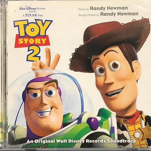 Randy Newman – Toy Story 2 (An Original Walt Disney Records Soundtrack)